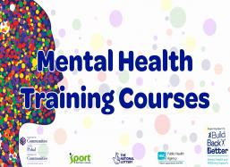 <b>Mental Health <br /> Training Courses