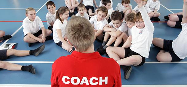 Coaching-Children